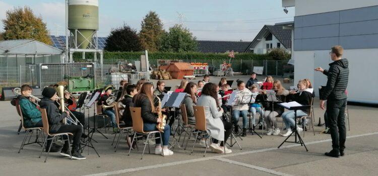 Konzert der Gemeinschaftsjugendkapelle Altheim-Neufra