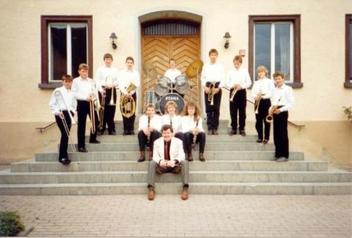Jugendkapelle 1988