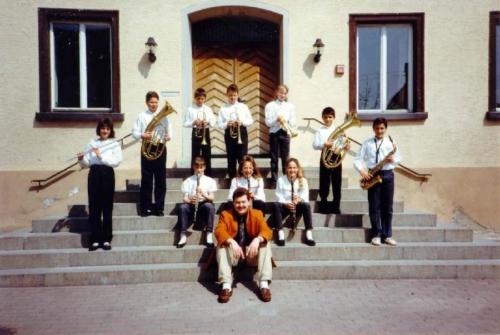 Jugendkapelle 1991