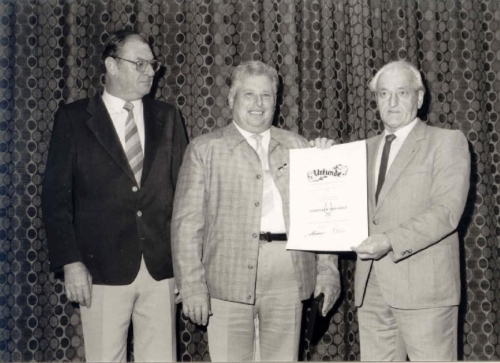 Verabschiedung Hubert Spöcker als Dirigent 1989