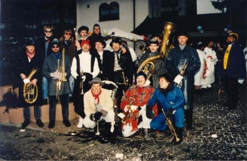 Fasnet 1996